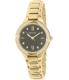 Bulova Women's Diamond 98R222 Gold Stainless-Steel Quartz Watch - Main Image Swatch