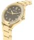 Bulova Women's Diamond 98R222 Gold Stainless-Steel Quartz Watch - Side Image Swatch