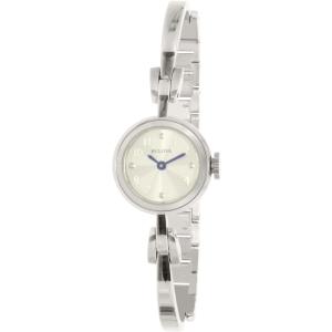 Bulova Women's Classic 96L222 Silver Stainless-Steel Quartz Watch