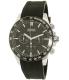 Hugo Boss Men's 1513341 Black Rubber Quartz Watch - Main Image Swatch