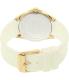 Tommy Hilfiger Women's Lizzie 1781636 White Rubber Quartz Watch - Back Image Swatch