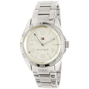 Tommy Hilfiger Women's Lizzie 1781639 Silver Stainless-Steel Quartz Watch