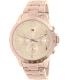 Tommy Hilfiger Women's Dani 1781642 Rose Gold Stainless-Steel Quartz Watch - Main Image Swatch