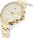 Tommy Hilfiger Women's Dani 1781644 Gold Stainless-Steel Quartz Watch - Side Image Swatch