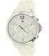 Tommy Hilfiger Women's Dani 1781646 White Rubber Quartz Watch - Main Image Swatch