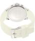 Tommy Hilfiger Women's Dani 1781646 White Rubber Quartz Watch - Back Image Swatch