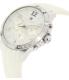 Tommy Hilfiger Women's Dani 1781646 White Rubber Quartz Watch - Side Image Swatch