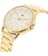 Tommy Hilfiger Women's Casey 1781657 Rose Gold Stainless-Steel Quartz Watch - Side Image Swatch