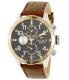 Tommy Hilfiger Men's Sport 1791137 Brown Leather Quartz Watch - Main Image Swatch
