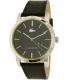 Lacoste Men's Metro 2010847 Black Leather Quartz Watch - Main Image Swatch