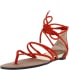 Vince Camuto Women's Adalson Nubuck Ankle-High Nubuck Sandal - Main Image Swatch