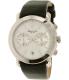 Kenneth Cole Women's New York KC2734 Black Leather Quartz Watch - Main Image Swatch