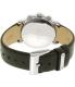 Kenneth Cole Women's New York KC2734 Black Leather Quartz Watch - Back Image Swatch