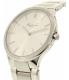Kenneth Cole Women's Slim KC4875 Silver Stainless-Steel Quartz Watch - Side Image Swatch
