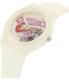 Swatch Women's Originals GZ300 White Silicone Swiss Quartz Watch - Side Image Swatch