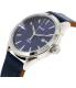 Timex Men's Chesapeake TW2P77400 Blue Leather Analog Quartz Watch - Side Image Swatch