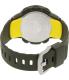 Casio Men's Pro Trek PRG300-1A9 Black Resin Quartz Watch - Back Image Swatch