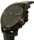 Fossil Men's Grant FS5147SET Black Leather Quartz Watch - Side Image Swatch