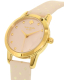 Kate Spade Women's Metro 1YRU0919A Pink Leather Quartz Watch - Side Image Swatch