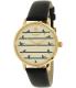 Kate Spade Women's Metro KSW1022 Blue Leather Quartz Watch - Main Image Swatch