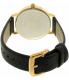 Kate Spade Women's Metro KSW1022 Blue Leather Quartz Watch - Back Image Swatch