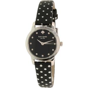 Kate Spade Women's Metro KSW1023 Blue Leather Quartz Watch