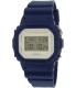 Casio Men's G-Shock DW5600M-2 Blue Plastic Quartz Watch - Main Image Swatch