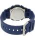 Casio Men's G-Shock DW5600M-2 Blue Plastic Quartz Watch - Back Image Swatch