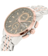 Citizen Men's Eco-Drive AT8116-57E Silver Stainless-Steel Eco-Drive Watch - Side Image Swatch