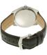 Citizen Men's Eco-Drive AU1040-08E Black Leather Eco-Drive Watch - Back Image Swatch