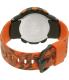 Casio Men's Pro Trek PRG300CM-4 Orange Resin Quartz Watch - Back Image Swatch