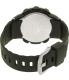 Casio Men's Pro Trek PRW3100-1 Black Resin Quartz Watch - Back Image Swatch