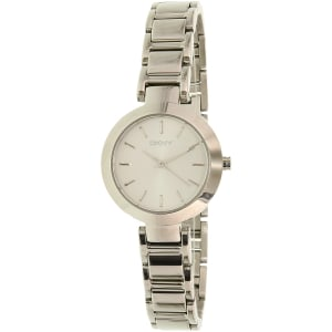 Dkny Women's Stanhope NY2398 Silver Stainless-Steel Quartz Watch