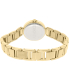 Dkny Women's Stanhope NY2399 Gold Stainless-Steel Quartz Watch - Back Image Swatch