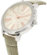 Michael Kors Women's Hartman MK2479 Grey Leather Quartz Watch - Side Image Swatch