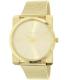 Michael Kors Women's Kempton MK3496 Gold Stainless-Steel Quartz Watch - Main Image Swatch