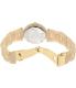 Michael Kors Women's Delray MK4316 Pink Plastic Quartz Watch - Back Image Swatch