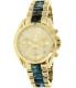 Michael Kors Women's Bradshaw MK6318 Gold Stainless-Steel Quartz Watch - Main Image Swatch