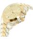 Michael Kors Women's Bradshaw MK6319 Gold Plastic Quartz Watch - Side Image Swatch