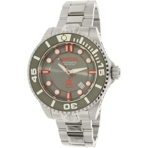 Invicta Men's Pro Diver 19802 Silver Stainless-Steel Automatic Watch