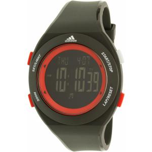 Adidas Men's Yur Basic ADP3210 Grey Plastic Quartz Watch
