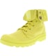 Palladium Women's Baggy Canvas Ankle-High Canvas Boot - Main Image Swatch