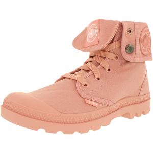 Palladium Women's Baggy Canvas Ankle-High Canvas Boot