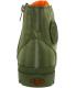 Palladium Women's Pampa Nylon Ankle-High Nylon Boot - Back Image Swatch