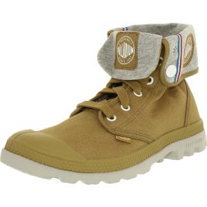 Palladium Women's Baggy Lite Canvas Ankle-High Canvas Fashion Sneaker