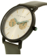 Ted Baker Men's 10009273 Grey Leather Quartz Watch - Side Image Swatch