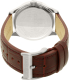 Ted Baker Men's 10023463 Red Leather Quartz Watch - Back Image Swatch