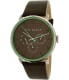 Ted Baker Men's 10023496 Brown Leather Quartz Watch - Main Image Swatch