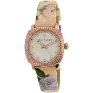 Ted Baker Women's 10024721 Multicolor Leather Quartz Watch
