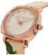 Ted Baker Women's 10024721 Multicolor Leather Quartz Watch - Side Image Swatch